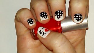New York Nail Art Tutorial | Samantha Beauty Thumbnail