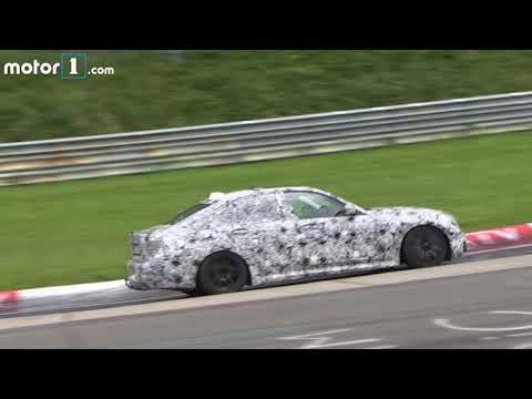 2019 BMW 3 Series Spy Video