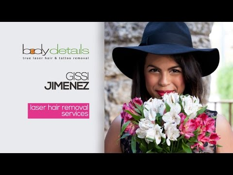 Laser Hair Removal Legs Before and After | Gissi Jimenez | Body Details