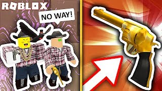 NOUS UNBOXED CE! 'CRAZY RARE' (Roblox Wild Revolvers)