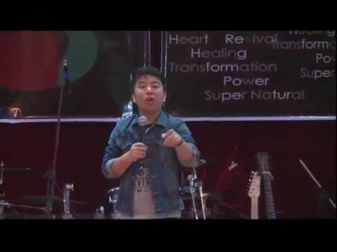 Sayar H.S Tuang @ NayPyiTaw AwakeningConf2016