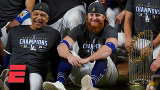 KJZ discusses Justin Turner celebrating on the field after positive COVID-19 test