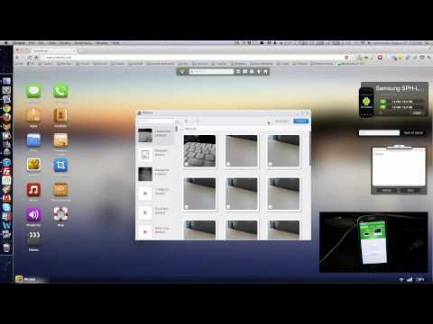 Control Your Android Phone Wirelessly with AirDroid