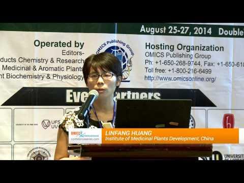 Linfang Huang | Chinese Academy of Medical Sciences | China | Pharmacognosy 2014 | OMICS