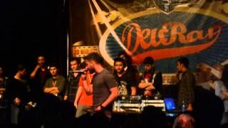 Sancak - Veda & Zaman Nasıl Çözer-Gözden Uzak Acapella & Sen Yanımda Olunca (Devrap Hiphop Fest.)