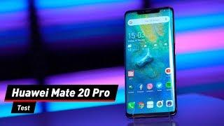 Huawei Mate 20 Pro im Test: Kracher? Lädt sogar das iPhone XS kabellos!