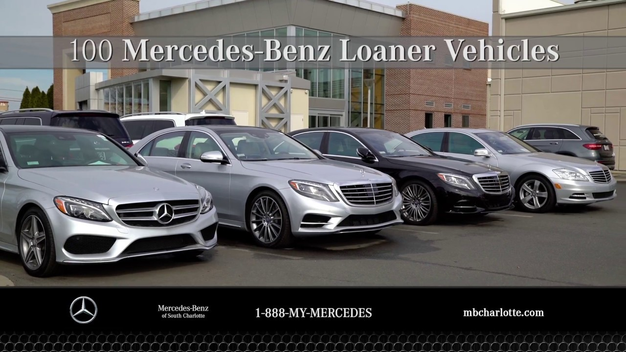 Why Service At Mercedes Benz Of South Charlotte