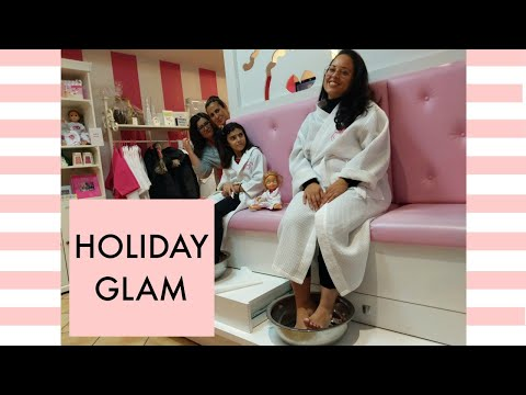 Holiday Glam | Christmas