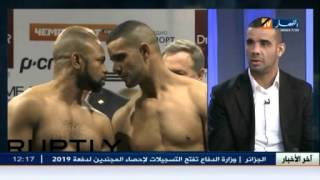 بطل العالم في الملاكمة زين الدين بن مخلوف.. أنا جزائري و ألاكم بإسم الجزائر