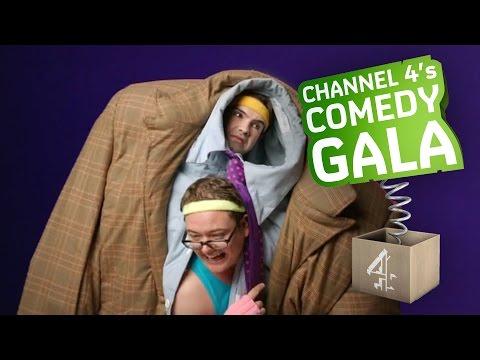 Alan & Jimmy Carr Hijacks The Ads: Comedy Gala 2011