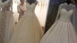 Свадебная выставка в Москве весна 2017 г.