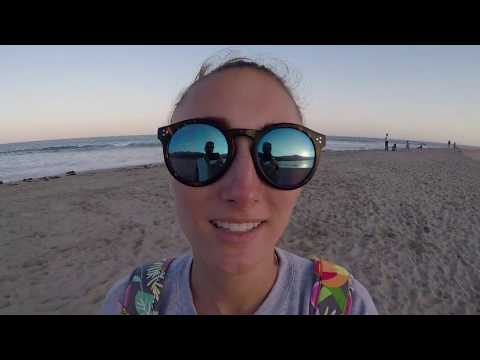 California Vlog #5: Walk of Fame, Santa Monica, and MALIBU!
