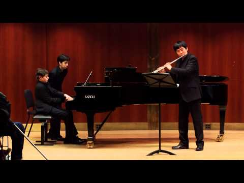 Dancing Tree: A Fantasia for Flute and Piano. A Composition by Benjamin P. Wenzelberg