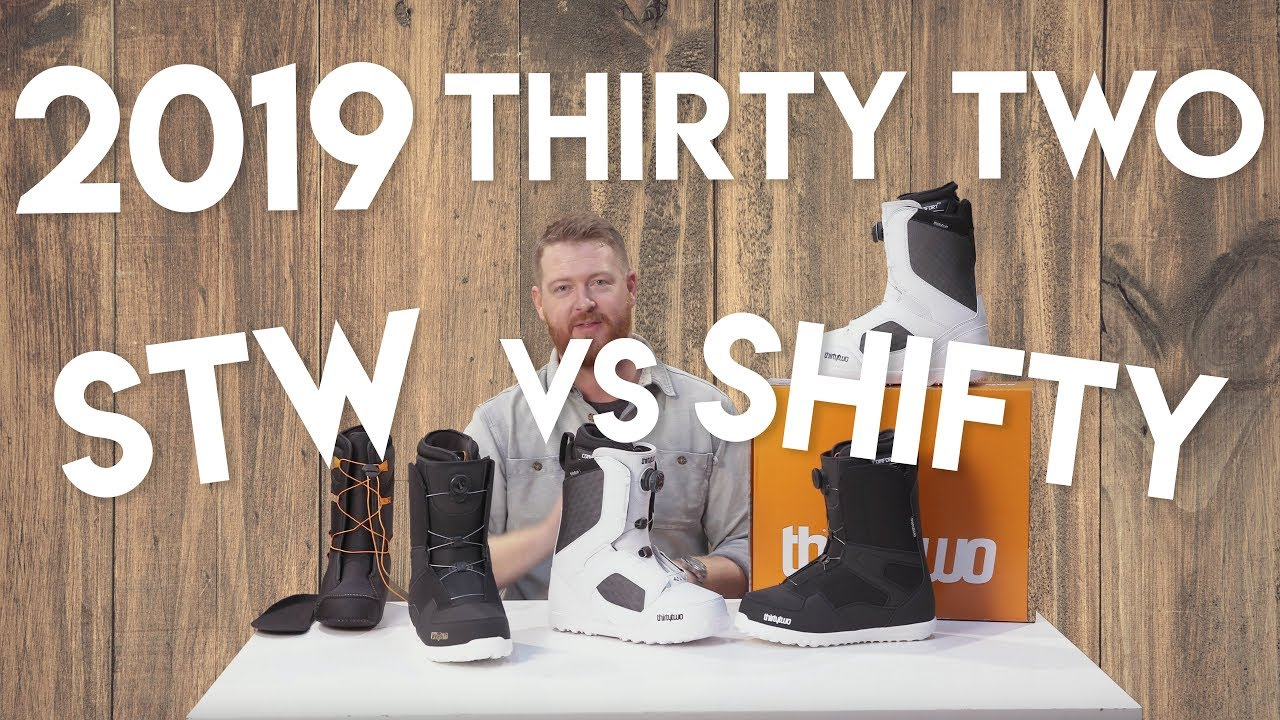 2019 Thirty Two STW BOA VS Shifty BOA