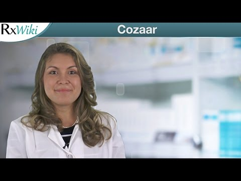Cozaar is the Brand Name Form of Losartan - Overview
