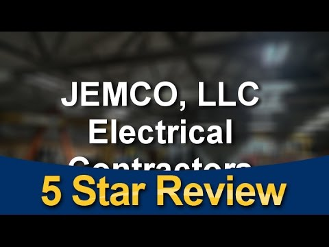 JEMCO, LLC Electrical Contractors Muskego Outstanding 5 Star Review by Patrick F.