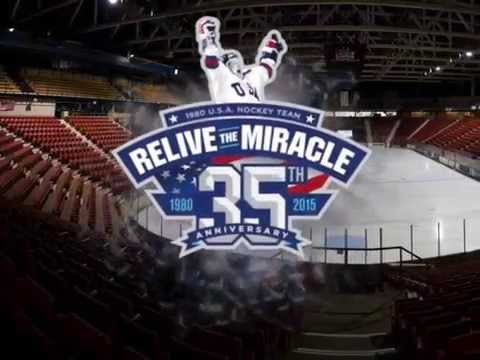 1980 Miracle on Ice Reunion
