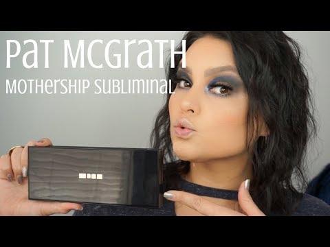 Pat McGrath Mothership Subliminal Tutorial Editorial Makeup Look   Melissa Chee