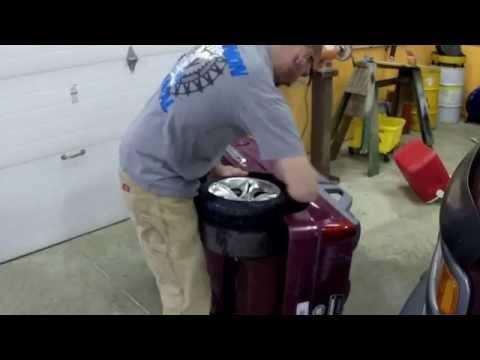 Escalade Power Wheels Tire Upgrade: Get better traction! DIY