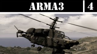 ✖ ARMA 3 » New Helicopters Flight Test
