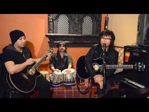 Narayan Gopal song By Phiroj Shyangden
