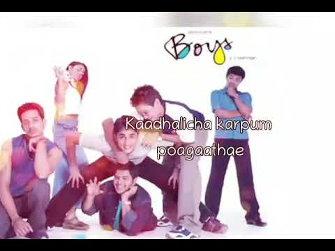 Boys – Dating Song Lyrics in Tamil from YouTube · Duration:  2 minutes 32 seconds