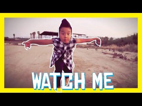 SILENTO -  Watch Me (Whip/Nae Nae) #WatchMeDanceOn | Aidan Prince