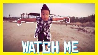 SILENTO -  Watch Me (Whip/Nae Nae) #WatchMeDanceOn | Aidan Prince thumbnail