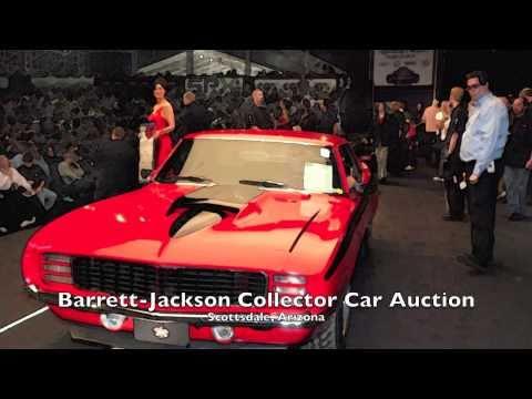 Barrett Jackson Collector Car Auction 2011 Scottsdale