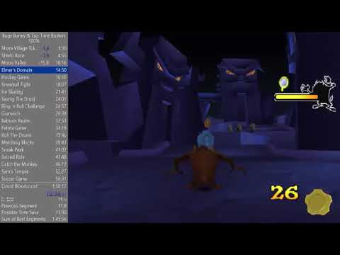 Bugs Bunny & Taz Time Busters 100%- 1:47:48