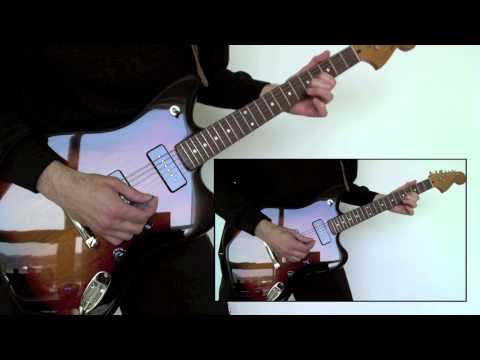 Fender Modern Player Jaguar - GUITAR TONE DEMO (Clean)