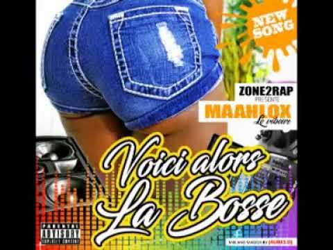 MAAHLOX le vibeur '' VOICI ALORS LA BOSSE ''  by KRYSTALL PRO ENT