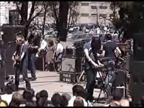 Radiohead - San Francisco, EEUU [Justin Herman Plaza] [1995-04-03]