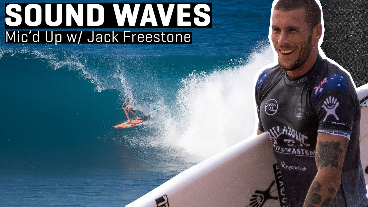 Jack Freestone And The Art Of Keeping Cool Under The Pressures Of Expectation | SOUND WAVES