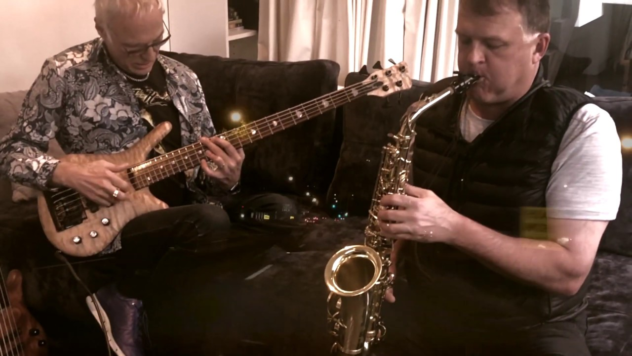 Sorry To Bog You - Featuring Roger McLachlan*Bass & Greg Clarkson*Sax