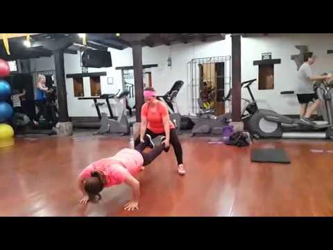 TRX Antigua's Gym