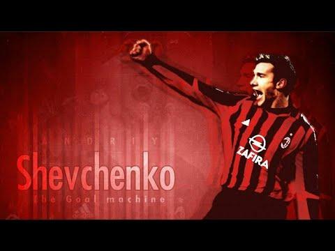 Download ANDRIY SHEVCHENKO || SKILLS, CONTROLS AND GOALS || HISTORY OF FOOTBALL || 1994 - 2012