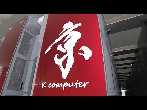 Japanese Supercomputer K