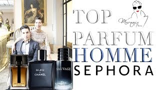 PARFUM SEPHORA BEST SELLER HOMME  2019 FT MARQUIS PARIS