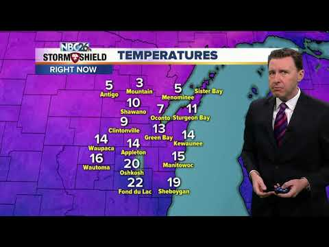 Michael Fish's NBC 26 Weather Forecast