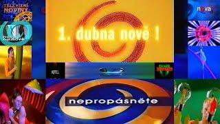 TV Nova - Znělky a upoutávky: 1997-2000; IV. Část