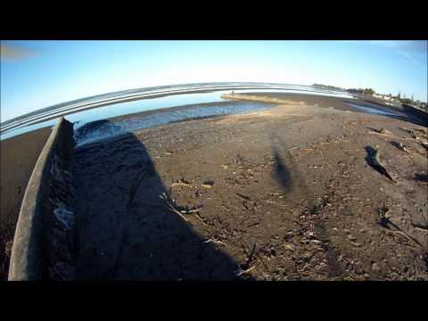 FPV over Low Tide Sandgate, Australia