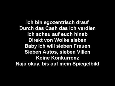KC Rebell feat. Kollegah & Majoe EGOIST [LYRICS]