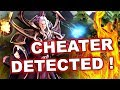 Dota 2 Cheaters: Invoker with MAPHACK + SCRIPTED SKILLS!