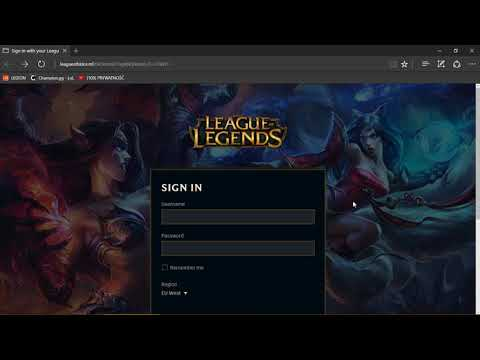 darmowe RP i skiny do League of Legends?