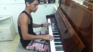 Over And Over by Three Days Grace Piano cover