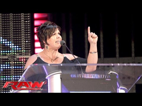Vickie Guerrero returns to WWE: Raw, July 4, 2016