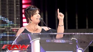 Vickie Guerrero returns to WWE: Raw, July 4, 2016