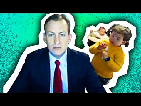 Thumbnail: Toddler Trolls BBC News