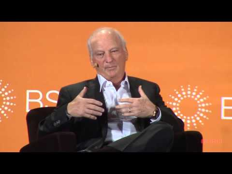 George R. Roberts, CoChairman and CoCEO, KKR, at the BSR Conference 2013